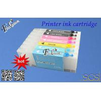 Buy cheap 300ml ink Capacity Refillable Ink Cartridge for epson stylus pro4000 4000 inkjet printer from wholesalers