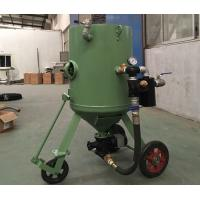 Quality Automatic Portable Sandblasting Machine / Small Sand Blasting Machine for sale
