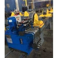 Quality Wind Tower Pipe Tank Hydraulic Fit Up Rotator Cylinder Driving Tack Welding for sale