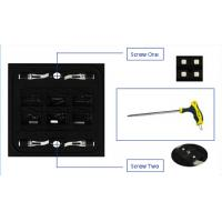China Double Faces SMD Led Video Wall Panel , Front Maintenance Led Display 320X 320mm on sale
