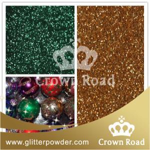 China Free Sample Christmas Art Craft Glitter on sale