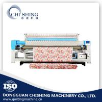 Quality Large Area Multi Head Embroidery Machine For Mattress Protectors , Oven Gloves for sale