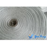 China High Tensile Strength Fireproof Fiberglass Cloth Anti - Corrosive on sale