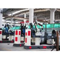 Buy cheap Car Parts Automated Welding Machine , LED Touch Color Screen Robotic Welding from wholesalers