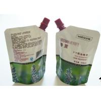 Buy cheap Customize Spout Pouch Bag/Liquid Spout Packaging Pouch Colorful Printing from wholesalers