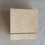 Quality High Alumina Insulating Fire Brick / Lightweight Refractory Bricks For Insulation Zone for sale