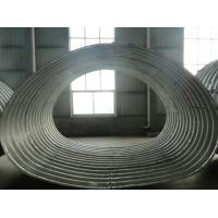 Quality Horseshoe shape corrugated steel pipe for sale