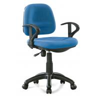 Quality Compact Small Fabric Office Chairs Adjustable Height Fade Proof High Tear Strength for sale