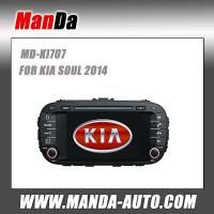 "Quality Manda Car multimedia for KIA SOUL 2014 Autoradio 7"" Touch Navi GPS Bluetooth for sale"