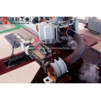 Quality Hydraulic Clamping Mechanical Driving Steel Tube Bending Machine 159-530 mm Bending Dia for sale