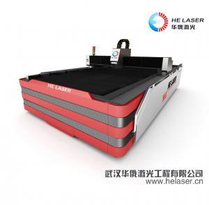 500 Watt 700 Watt CNC Fiber Laser Cutting Machine ISO SGS Certification 3000 X 1500 mm