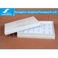 Buy cheap Custom Cosmetic / Makeup Set Cardboard Packaging Boxes Hot Stamping With EVA from Wholesalers