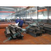 Quality H Section Shape Structural Steel Fabrications Frame Buildings Achieve Seismic Indicators for sale