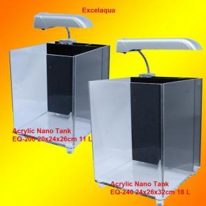 Buy cheap Excelaqua Acrylic Aquarium Fish Tank, Nano Reef Tank, from wholesalers