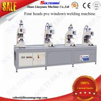 Quality CHINA SUPPLIER UPVC WINDOW DOORS MAKING MACHINE FOR SALE for sale