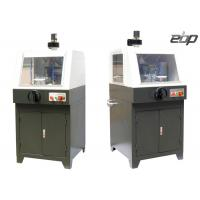 Quality 2800rpm Metallographic Sample Abrasive Cutting Machine Controllable Feeding Speed for sale