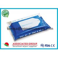 Quality Sanitary Disinfectant Wet Wipes for sale