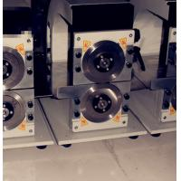 China Accuracy Adjusting V Cut PCB Depaneling Machine With Circular Blades for sale