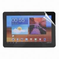 Quality LCD Screen Protector Guard for iPad with Transparent Surface and Anti-scratch Film for sale