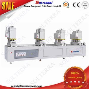 Quality UPVC Windows Four Head Seamless Welding Machines SHZ4C-150x4500 for sale