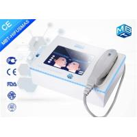 Buy cheap Ultrasound Wrinkle Removal HIFU Equipment Non - Surgical For Home Use from wholesalers