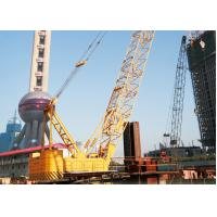 Buy Durable 40 ton Boom Truck Hydraulic Crawler Crane QUY100 at wholesale prices