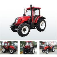 Quality DF904 Four Wheel Tractor 4240×2050×2810mm 90HP 4WD Garden Tractors For Farm for sale