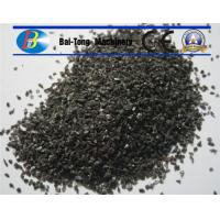 Buy Sandblasting Brown Aluminum Oxide Solid Grit Appearance For Metal Parts at wholesale prices