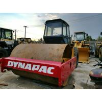 Quality CA25PD used Dynapac padfoot  MADE IN SWEDEN 2012 CA25d 4*4 sheepfoot second hand road roller for sale