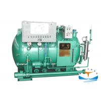Quality AC380V Marine Anti Pollution Equipment 1150 Kg Wastewater Treatment Plant for sale