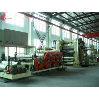 Quality Oil Heating PVC Calender Machine 4 Roll Anti Abrasive For Making Rubberized Fabric for sale
