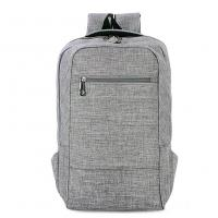 Buy Environmental Polyester Laptop Bag Backpack With Laptop Sleeve 28*43*12 Cm at wholesale prices