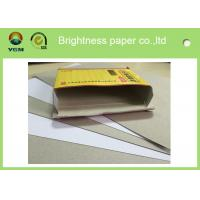Quality Two Sides Coated Printing Paper Board For Shopping Bag High Brightness for sale