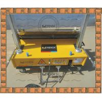 Quality Ready Mix Mortar Wall Rendering Machine Auto With 4mm - 30mm Thick Guangdong Manufacture for sale