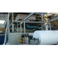 Quality YP- S1600 Single Beam PP Spunbond Production Line Non Woven Making Machine for sale