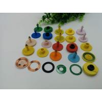 Quality Custom Shape TPU Material Animal Ear Tags For Cattle/ Sheep for sale