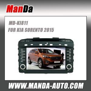 Quality Special Car multimedia For KIA SORENTO 2015 All in one DVD Sat Nav Touchscreen - 100% Kia Custom Fit for sale
