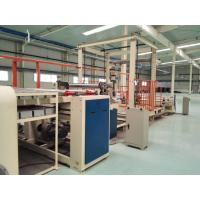 Quality Frequency Control Carpet Backing Machine Plastic Woven And Nylon Material for sale