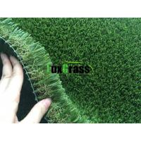 Quality PE Synthetic Artificial Grass For Gardens Soft Green Imitation Grass for sale