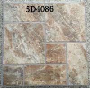 Buy cheap Light Villa Garden 400 X 400 Ceramic Tiles Anti Slip Matte Finished from wholesalers