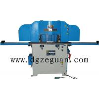 Quality 45 degree double knife slitting machine, plate lamp frame cutting machine, 45 degree aluminum cutting machine for sale