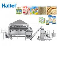 Quality Strong Stability Breakfast Cereal Making Machine Easy Control Long Life for sale