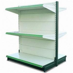 heavy duty supermarket shelving quality heavy duty. Black Bedroom Furniture Sets. Home Design Ideas