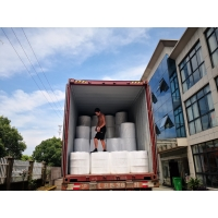 Quality 17.5cm 20GSM Non Woven Polypropylene Fabric Rolls for sale