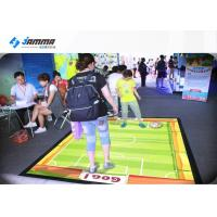 Quality 3D Interactive Floor Projector 2.5x1.85m For Game Center for sale