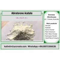 Buy cheap Novel Steroidal Inhibitor Powder Abiraterone Acetate Treatment Of Prostatic from wholesalers