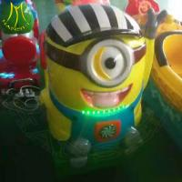 Quality Hansel theme park equipment for sale coin operated kiddie rides for sale