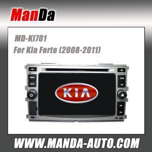 Quality Manda car dvd player for Kia Forte (2008-2011) Stereo Autoradio Radio cd dvd player gps for sale