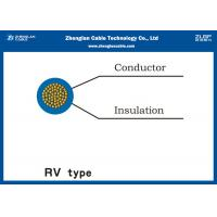 Quality High Temperature RV Twin And Earth Cable ISO 9001:2015 Certificated/(450/750) PVC insulated cables for sale