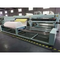 Quality AC220 50HZ Horizontal Quilting Embroidery Machine Two Width 36 Heads for sale
